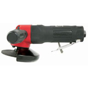 "Universal Tool UT8775, 4"" Angle Grinder, 10000 RPM, Rear Exhaust, 0.9 HP"