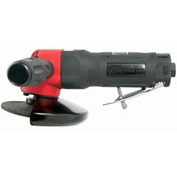 "Universal Tool UT8780, 4 1/2"" Angle Grinder, 10000 RPM, Rear Exhaust, 0.9 HP"