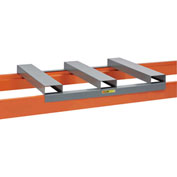 "Brennan FRDB-3646 Fixed Rack Deck Clearance Bars, 36""D x 46""W"