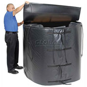 Powerblanket® Insulated IBC Steel Tote Heater TH250 250 Gallon Capacity