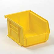 Premium Stacking Bin 4-1/8 X 5-3/8 X 3 Yellow - Pkg Qty 24