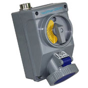 Walther Electric AT119318, Mechanical Interlock (Compact Version), 20A, 3P, 240Vac, 6 Hr, IP67