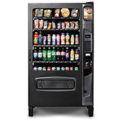 Selectivend 5W Single Zone - Vending Machine, Refrigerated, 40 Selections, 14 Snacks & 30 Drinks