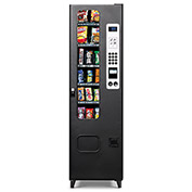 "Selectivend GF16 - Vending Machine, Only 21""W, 16 Selections, 4 Bagged Snacks & 12 Candy / Crackers"