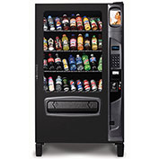 Selectivend SZ40 - Drink Machine, Energy Star Compliant, ADA Ready, Single Zone, 40 Selections
