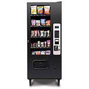 Selectivend WS3000 - Snack Machine, 23 Selections, Holds 384 Items, 5 Adjustable Trays