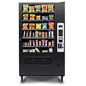 Selectivend WS5000 - Snack Machine, 40 Selections, Holds Up To 630 Items, 6 Adjustable Trays