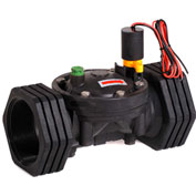 "Galcon GAV2SH332P0 1-1/2"" Sprinkler Valve W/DC Latching Solenoid For Battery Operated Controllers"