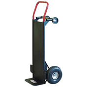 Milwaukee 2-in-1 Convertible Hand Truck 30087 - Pneumatic Wheels - 800 Lb. Capacity