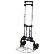 Milwaukee Aluminum Fold-Up Hand Cart 33896 - 150 Lb. Capacity