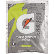 Gatorade Instant Powder, Lemon Lime, 2.12 Oz, 144/Case - 03928