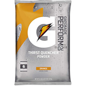 Gatorade Instant Powder, Orange, 51 Oz, 14/Case