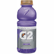 Gatorade G2™ Low-Calorie Thirst Quencher, Grape, 24/Case