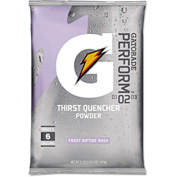 Gatorade® 51 Ounce Instant Powder Pouch Riptide Electrolyte Drink - Yields 6 Gallons