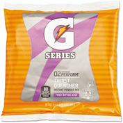 Gatorade GTD33673 - Instant Powder, Frost Riptide Rush, 21 Oz. Package Makes 2-1/2 Gallons, 32/Packs