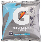 Gatorade GTD33677 - Instant Powder, Glacier Freeze, 21 Oz. Packer Makes 2-1/2 Gallons, 32/Packs