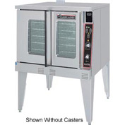 Gas Convection Oven - Liquid Propane w/ Casters