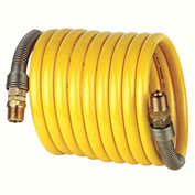 "Guardair 38X12B03 3/8"" Id X 12' Recoil Air Hose Nylon Coilguard®"