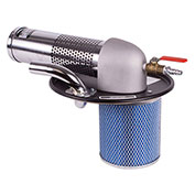 """Guardair 10 Gallon S Vacuum Generating Head With 1.5"""" Inlet - N101S"""