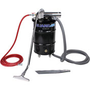 "30 Gallon B Pneumatic Vacuum Unit w/ 1.5"" Inlet & Attachment Kit"