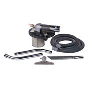 "30 Gallon B Pneumatic Vacuum Generating Head w/ 2"" Inlet & Attachment Kit"