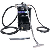 "30 Gallon D Vacuum Unit w/ 1.5"" Inlet & Attachment Kit - Static Conductive"