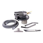 "55 Gallon Dual B Pneumatic Vacuum Generating Head w/ 2"" Inlet & Attachment Kit"