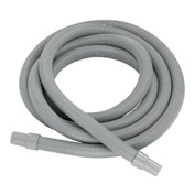 "Guardair Standard Duty Vinyl Vacuum Hose - 1.5"" X 20'"