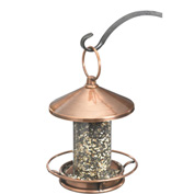 Good Directions Classic Perch Bird Feeder, Venetian Bronze