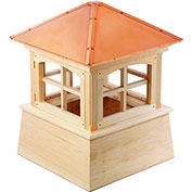 "Good Directions Huntington Cupola 18"" x 25"", Natural"