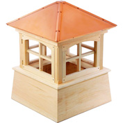 "Good Directions Huntington Wood Cupola 22"" x 30"""