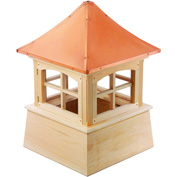 "Good Directions Windsor Wood Cupola 22"" x 32"""
