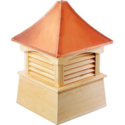 "Good Directions Coventry Wood Cupola 26"" x 35"""