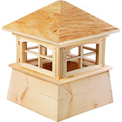 "Good Directions Brookfield Cupola 48"" x 64"", Natural"