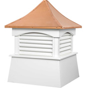 "Good Directions Coventry Vinyl Cupola 84"" x 107"""