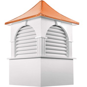"Good Directions Farmington Vinyl Cupola 84"" x 123"""