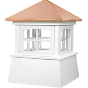 "Good Directions Huntington Vinyl Cupola 84"" x 111"""