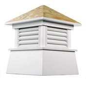 "Good Directions Kent Vinyl Cupola 84"" x 105"""