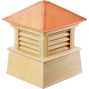 """Good Directions Manchester Wood Cupola 84"""" x 105"""""""