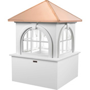 "Good Directions Arlington Vinyl Cupola 48"" x 70"""