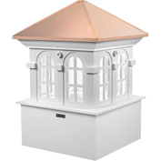 "Good Directions Chesapeake Vinyl Cupola 60"" x 88"""