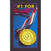 "Quality Ribbon Mat -  36"" x 60"""