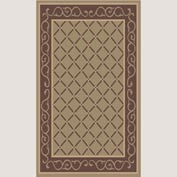 "Decor Mat - Lattice Suede 36"" x 60"""