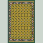 "Decor Mat - Green 48"" x 72"""