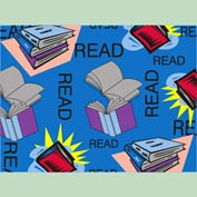 "Read Books Mat - 72"" x 96"""