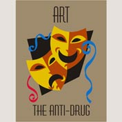 "Art Anti-Drug Mat - 72"" x 96"""