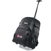 Deluxe Wheeled Computer Backpack