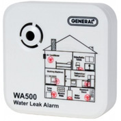 Water Alarms, General Wa500 - Pkg Qty 2