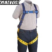 Gemtor 832H-2, Full-Body Harness - Hip D-Rings - Universal - Quick Connect Chest Strap