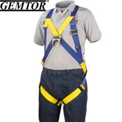 Gemtor 933-2, Full-Body Harness - Universal - Front D-Ring